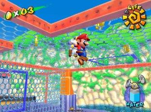 Super Mario Sunshine Gamecube 64
