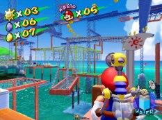 Super Mario Sunshine Gamecube 66