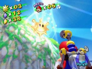 Super Mario Sunshine Gamecube 86