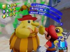 Super Mario Sunshine Gamecube 88