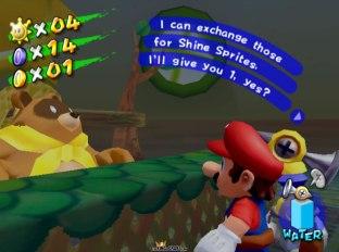 Super Mario Sunshine Gamecube 89
