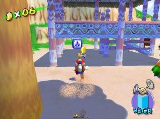 Super Mario Sunshine Gamecube 97