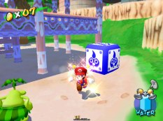 Super Mario Sunshine Gamecube 98