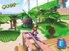 Super Mario Sunshine Gamecube 99