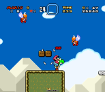 Super Mario World SNES 005