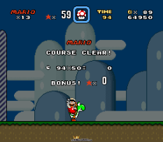 Super Mario World SNES 010