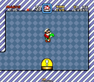 Super Mario World SNES 012