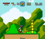 Super Mario World SNES 015