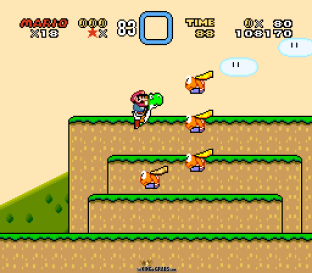 Super Mario World SNES 023