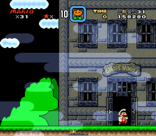 Super Mario World SNES 031