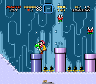 Super Mario World SNES 042