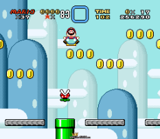 Super Mario World SNES 043