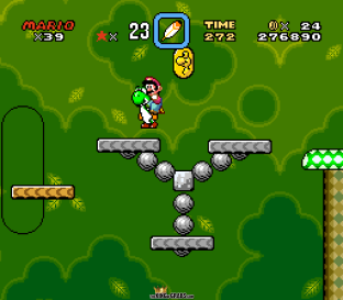 Super Mario World SNES 045