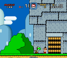 Super Mario World SNES 054