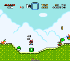 Super Mario World SNES 065