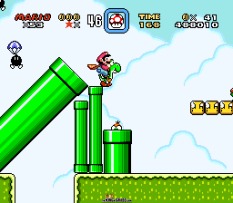 Super Mario World SNES 066