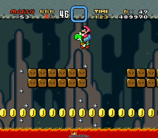 Super Mario World SNES 067