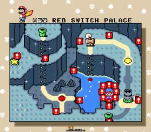 Super Mario World SNES 075
