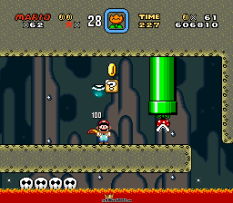 Super Mario World SNES 077