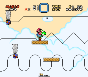 Super Mario World SNES 086