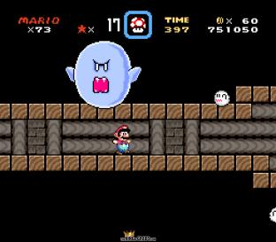Super Mario World SNES 097