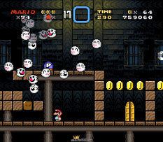 Super Mario World SNES 098