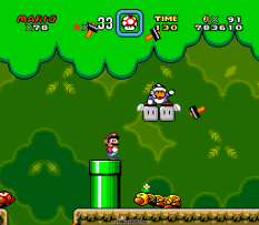 Super Mario World SNES 099