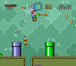 Super Mario World SNES 101