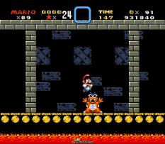Super Mario World SNES 110