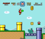 Super Mario World SNES 112
