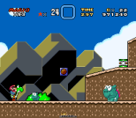 Super Mario World SNES 115