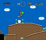 Super Mario World SNES 116