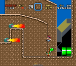Super Mario World SNES 117