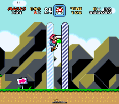 Super Mario World SNES 120