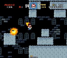 Super Mario World SNES 131