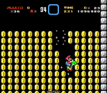 Super Mario World SNES 136