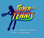 Super Tennis SNES 03