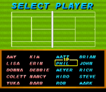 Super Tennis SNES 05