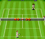Super Tennis SNES 08