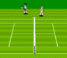 Super Tennis SNES 11