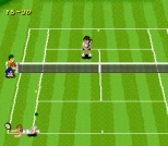 Super Tennis SNES 13