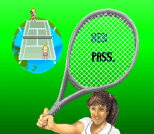Super Tennis SNES 14