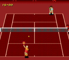 Super Tennis SNES 22