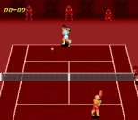 Super Tennis SNES 25