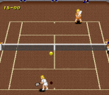 Super Tennis SNES 35