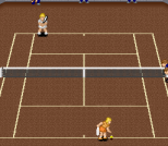 Super Tennis SNES 40