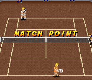 Super Tennis SNES 42