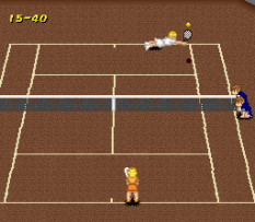 Super Tennis SNES 43