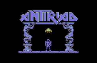 The Sacred Armour of Antiriad C64 01