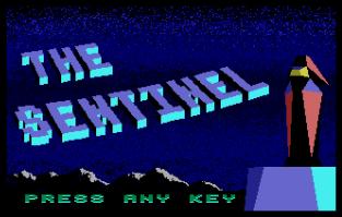 The Sentinel Amiga 01